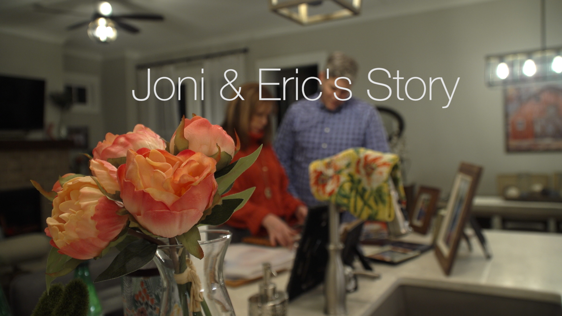 Joni and Eric's Story