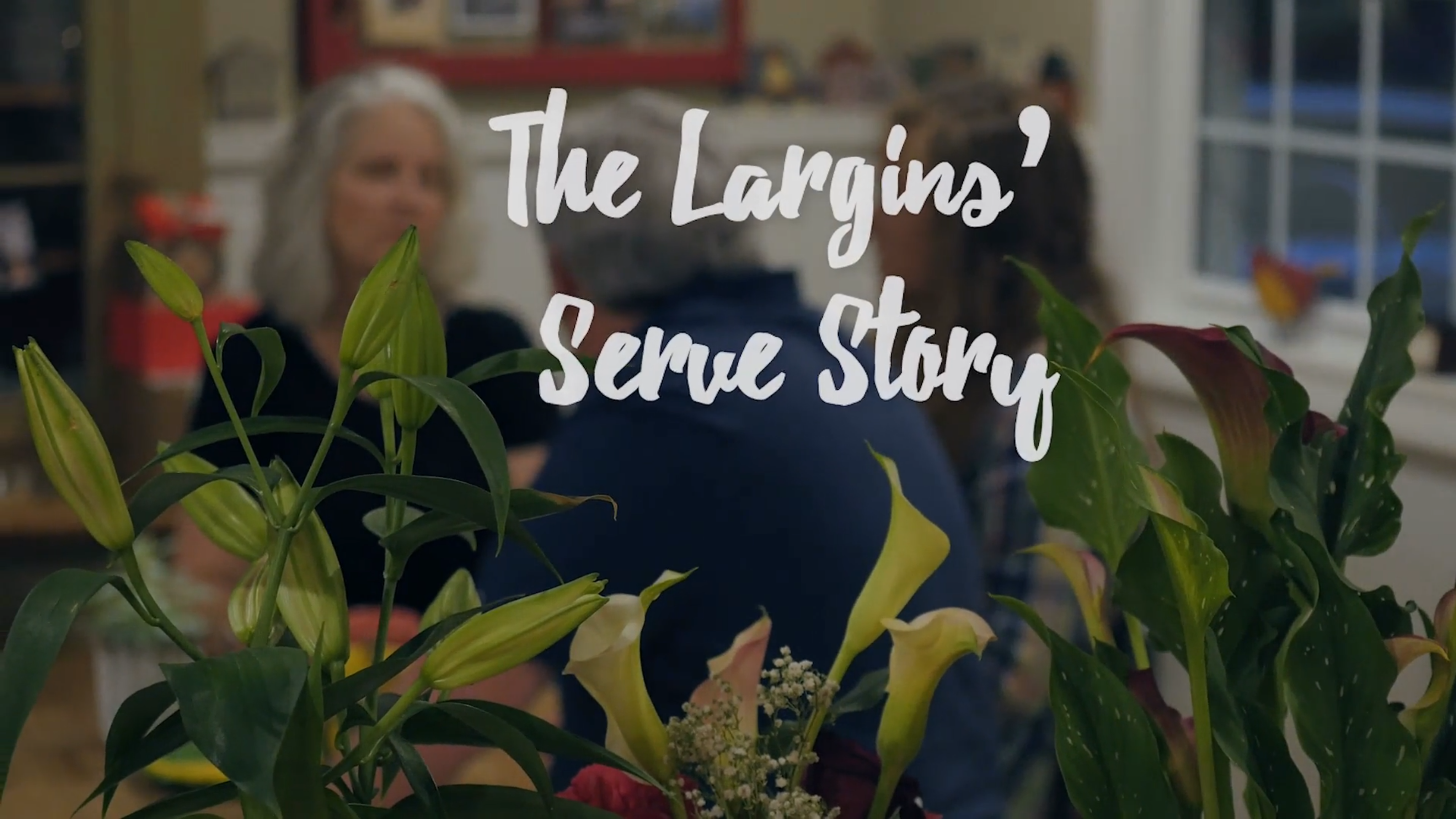 The Largins' Serve Story