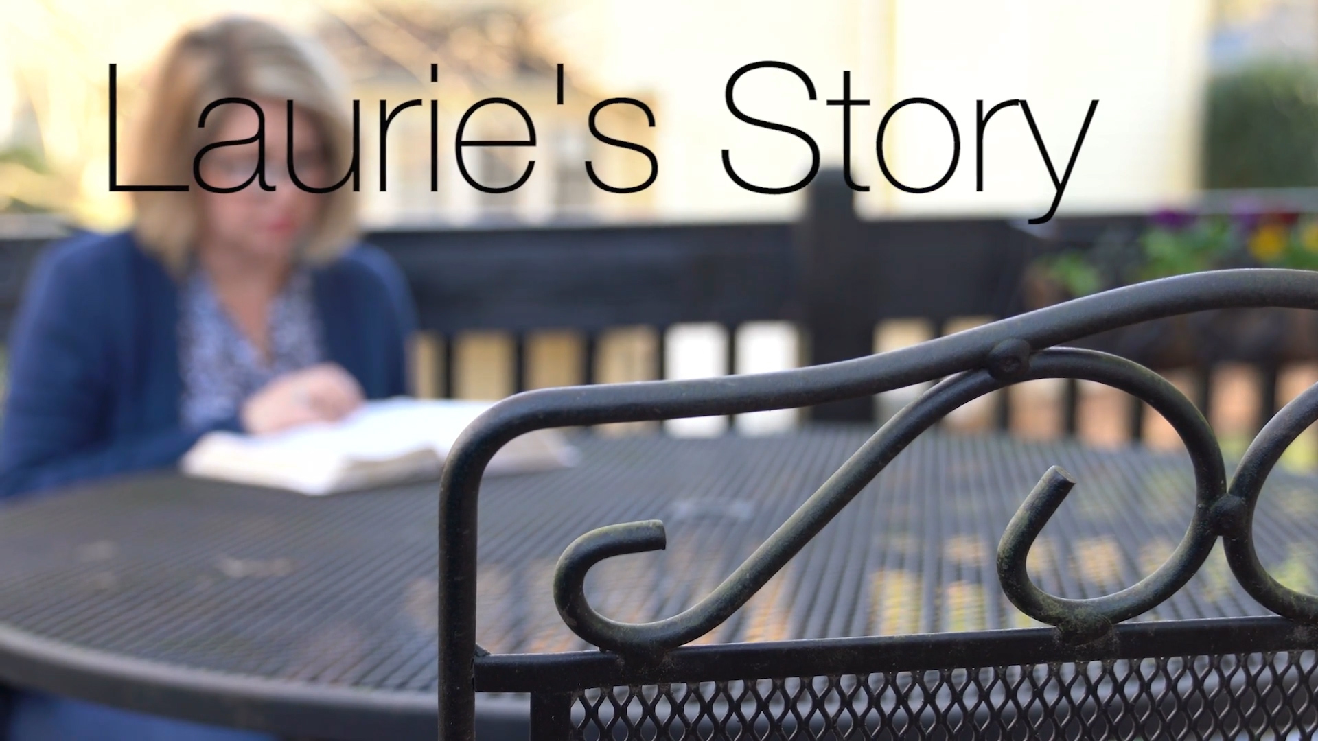 Laurie's Story